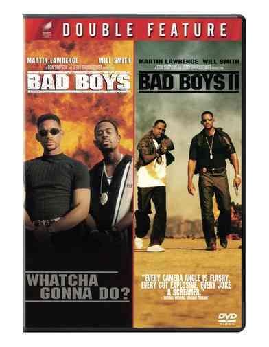 BAD BOY/BAD BOYS II BY SMITH,WILL (DVD)